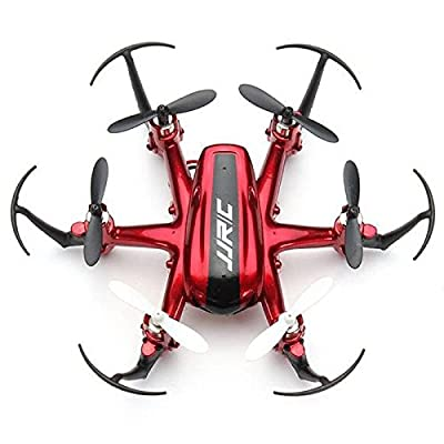 Festnight 6 Axis Gyro Drone Mini 6-Axis Gyroscope 4CH RC Quadcopters with Headless Mode RTF