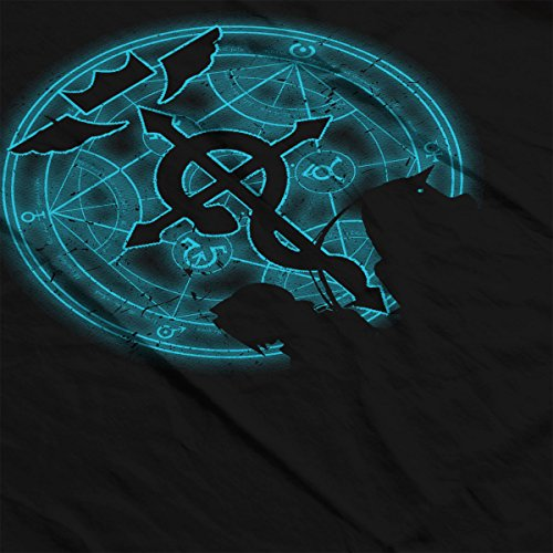 Brothers Alchemist Fullmetal Women's Vest Black