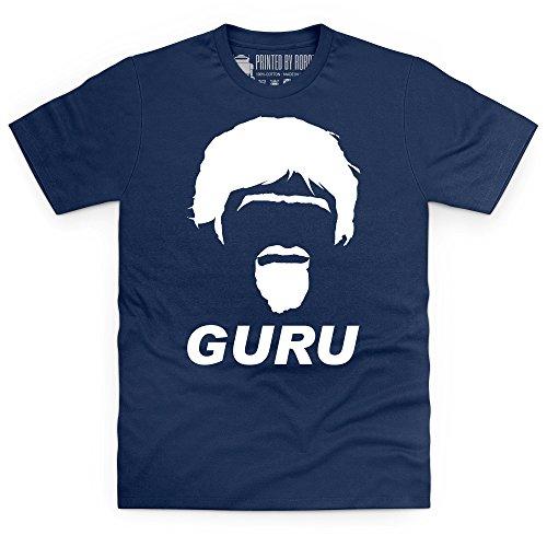Guru T-shirt, Uomo Blu navy
