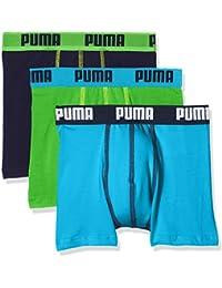 Puma, Shorts para Niños (Pack de 3)