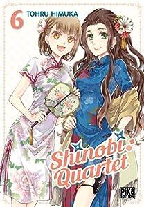 Shinobi Quartet Edition simple Tome 6