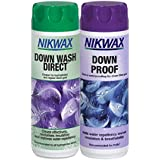 Nikwax Wash/Down Proof (pack Of 2) - Transparent, 300 ml