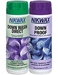 Nikwax Pflegemittel Footwear Cleaning Gel, 125ml (vpe12) - Cuidado personal para acampada, color blanco, talla 125 ml