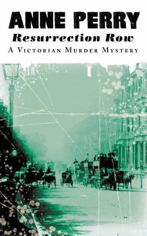 Resurrection Row (A Victorian Murder Mystery)