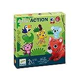 djeco Giochi d' azione e reflejosjuegos educativosdjecojuego Little Action, Multicolore (15)