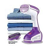 Cello CLO_MP_GARSTR_WTPRPL 1000-Watt Garment Steamer (White/Purple)