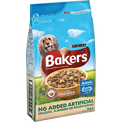 bakers-complete-dog-food-tender-meaty-chunks-tasty-chicken-and-country-vegetables-5-kg
