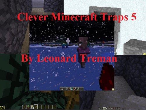 Clever Minecraft Traps 5 (Clever Block Game Traps) (English Edition) por Leonard Treman