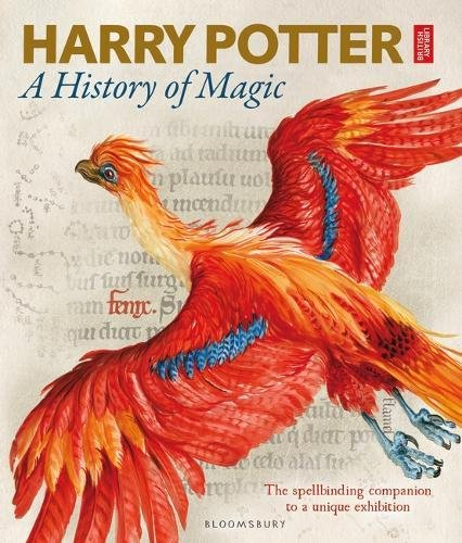 Harry Potter. A History Of Magic por Vv.Aa