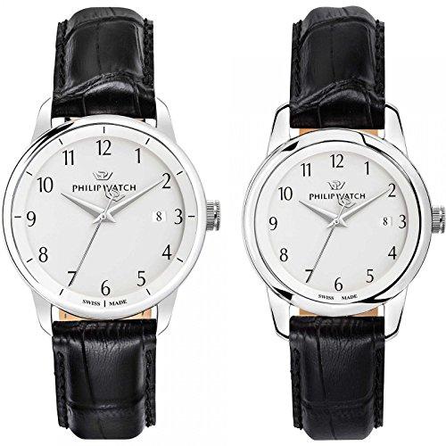 orologio solo tempo uomo Philip Watch Anniversary casual cod. R8251150003