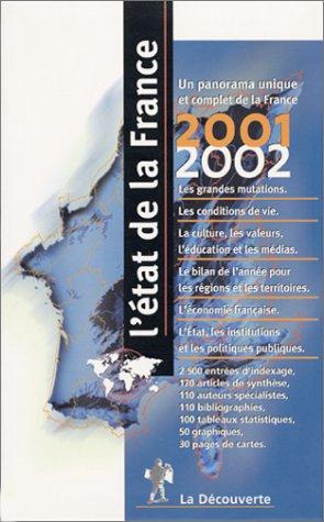 L'Etat de la France 2001-2002