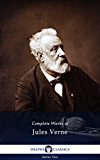 Delphi Complete Works of Jules Verne (Illustrated)