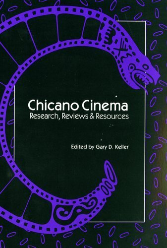 Chicano Cinema: Research, Reviews, and Resources by Gary D. Keller (1985-05-01) thumbnail