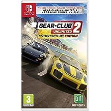 Gear.Club Unlimited 2 pour Switch - Edition Porsche
