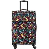 Travelite Campus Hawaii 4-Rollen Weichgepäck Trolley 4-Rad Koffer Luggage 67 cm 3 kg M erweiterbar