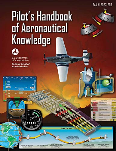 Pilot's Handbook of Aeronautical Knowledge (Federal Aviation Administration) (English Edition)