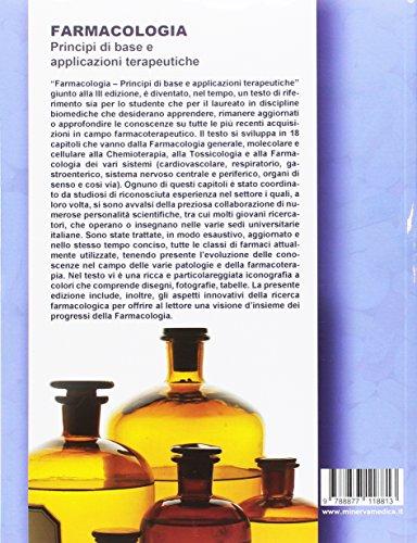 Zoom IMG-1 farmacologia principi di base e
