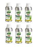 ENERZONA - OMEGA 3 RX - 6 CONFEZIONI DA 240 CAPSULE. Integratore alimentare di acidi grassi Omega 3.