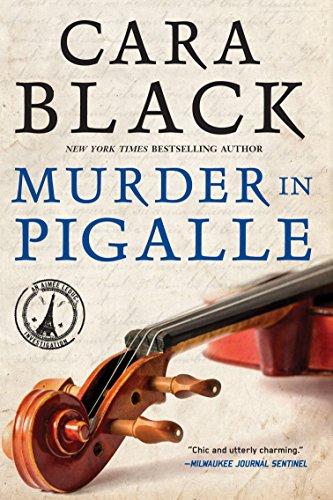 Murder in Pigalle (Aimee Leduc Investigation 14)