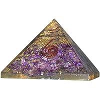 Energetische Kristall Sterlingsilber 925Amethyst Edelstein Pyramide Energie Generator für Reiki Healing Aura... preisvergleich bei billige-tabletten.eu