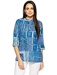 Myx Women's Cotton Short Kurta