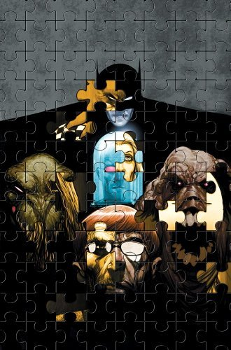 Batman: Arkham Reborn by David Hine (August 10,2010)