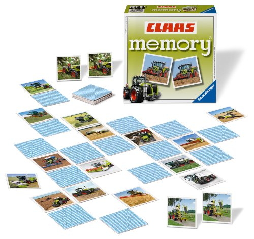 Ravensburger 22171 - CLAAS memory