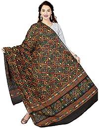 Rani Saahiba Women's Cotton Dupatta