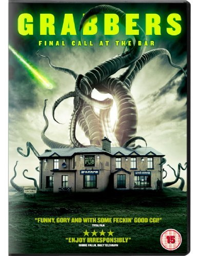 Grabbers [DVD] [2012] by Richard Coyle