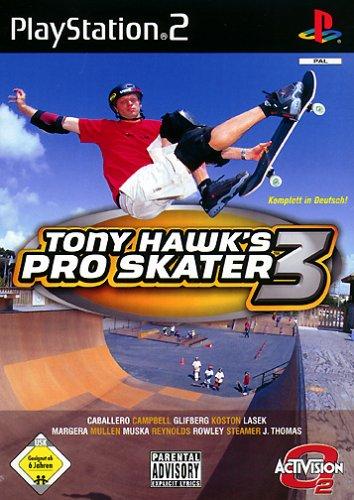 Preisvergleich Produktbild Tony Hawk's Pro Skater 3