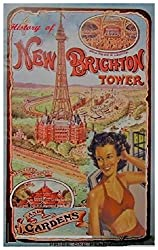 The History of New Brighton Tower