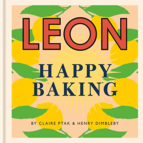 Leon Happy Baking (Happy Leons Book 2) (English Edition) -