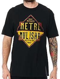 Camiseta Metal Mulisha SP17 Liner Negro