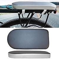 Coussin de siège arrière vélo Hunpta - Doux et confortable - Pour adultes et enfants