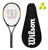 Wilson Nitro Lite 105 BLX Graphite Racchetta Da Tennis L3 with...