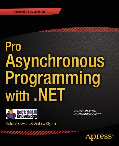 Pro Asynchronous Programming with .NET