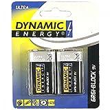 Batterie 9V Block 6R61 2Stk. Ultra Dynamic Energy