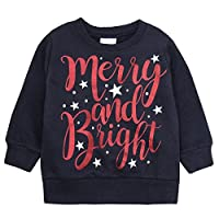 4 KIDZ Childrens Christmas Jumper Long Sleeved Top