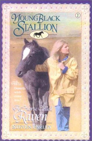 book cover of A Horse Called Raven