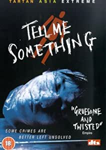 Tell Me Something [DVD] [1999]