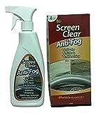 Screen Clear Anti-Beschlag Spray Anti-Fog 500 ml