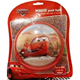 Disney Disney Pixar Cars Magic Push Light - LIGHTNING MCQUEEN The World of Cars by Disney