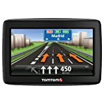 TomTom 5-Inch Start 25 Satellite Navigation System with Lifetime European Map Updates (Certified Refurbished)