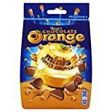 Terry's Chocolate Orange Toffee Crunch Bag, 125 g, Pack of...