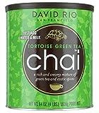 David Rio - Tortoise Green Tea Chai, Pappwickeldose (1 x 1.814 kg)