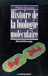 Histoire de la biologie moléculaire