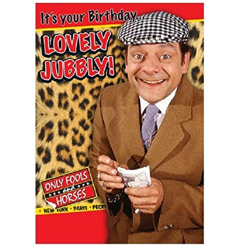 Only Fools and Horses Sounds Greeting Card