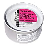 YACHTICON Acrylglas Kratzer Entferner Heavy Duty 250g