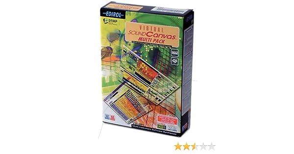 Roland Virtual Sound Canvas Multipack