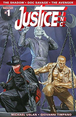 Justice, Inc. #1 (of 6): Digital Exclusive Edition (English Edition) (Inc Exclusif)